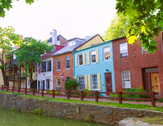 Chesapeake und ohio canal national park dc