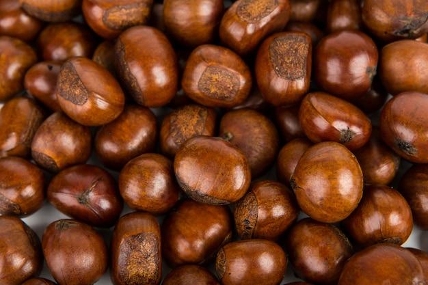 Chestnut hintergrund
