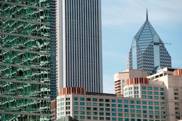 Chicago, zwei prudential plaza
