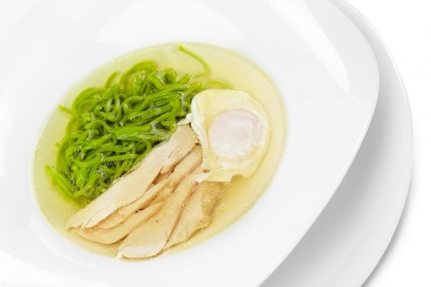 Chiken suppe