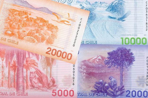 Chilenischer peso ein geschäft