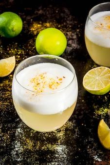 Chilenisches traditionelles alkoholisches getränk