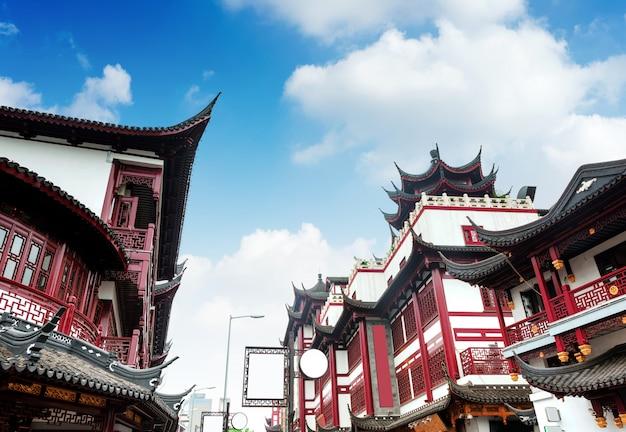 Chinesische antike architektur