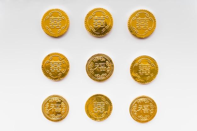 Chinesische münzen