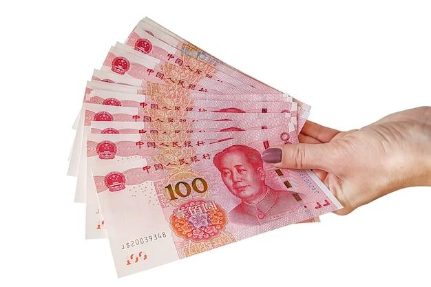 Chinesische rmb-rechnungen