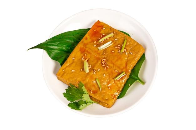 Chinesisches essen, tofu-essen