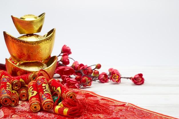 Chinesisches neujahr dekoration
