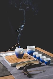 Chinesisches tee-set