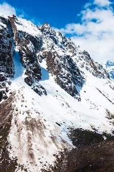 Chopta-tal in nord-sikkim indien