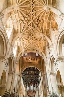 Christliche kirche der schönen kirche christ church in oxford, uk