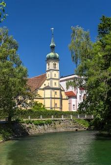 Christuskirche in konstanz - deutschland, baden-württemberg