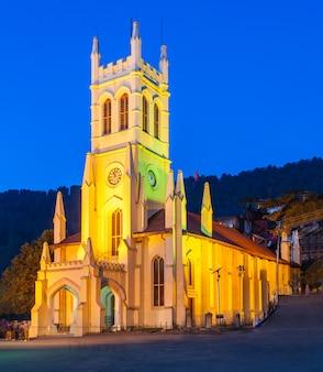 Christuskirche, shimla