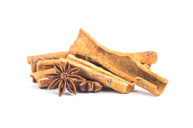 Cinnamomum-kassie, genannt chinesische kassie oder chinesischer zimt