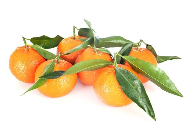 Clementine isoliert