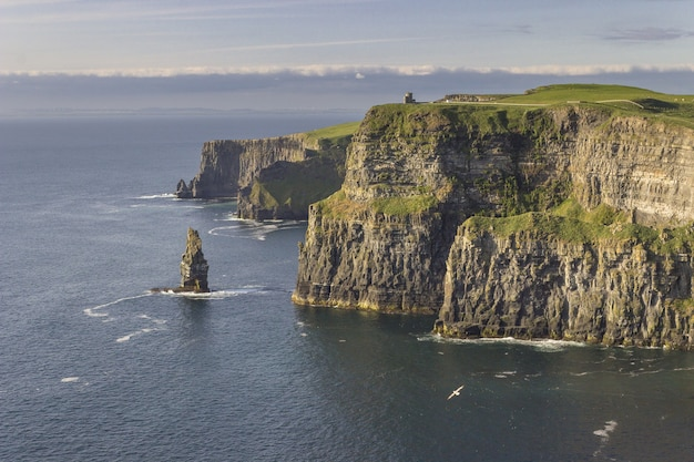 Cliffs of moher knockevin irland