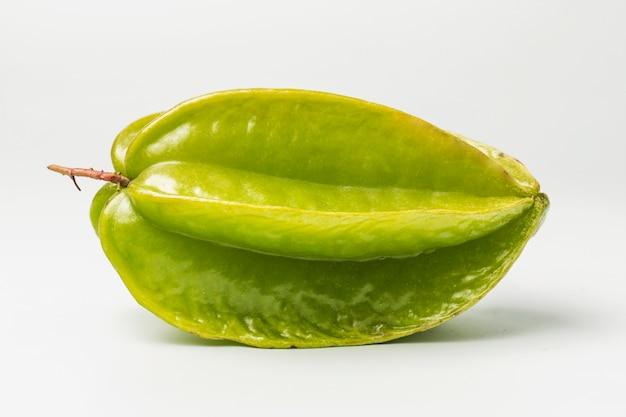 Close-up von grünem gemüse