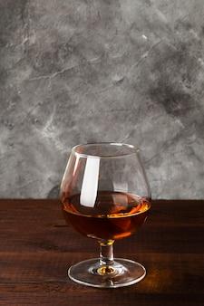Cognac im glas
