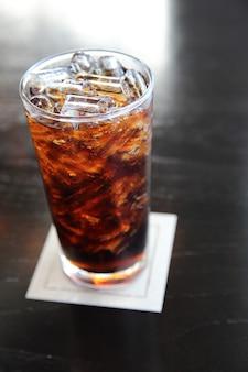 Cola in nahaufnahme