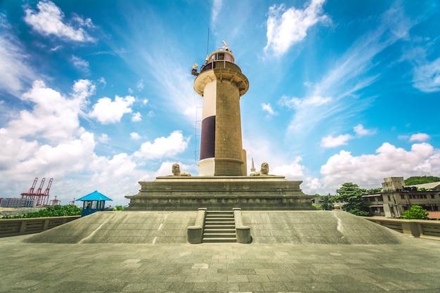Colombo leuchtturm sri lanka