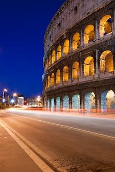Colosseum nacht