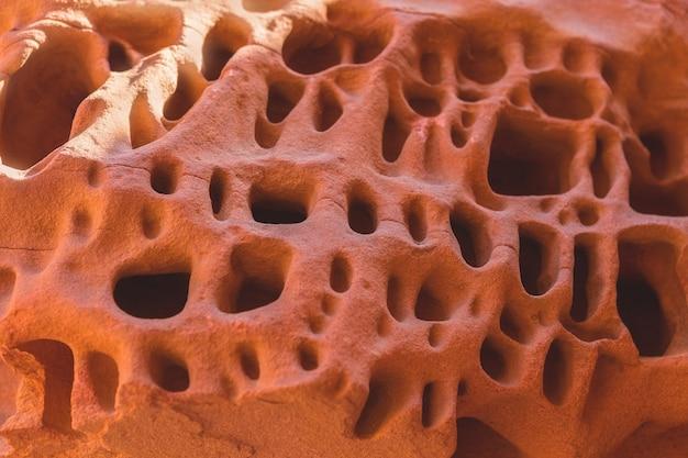Coloured canyon ist eine felsformation auf der süd-sinai-halbinsel.