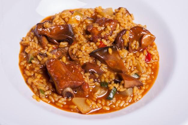 Comida valencia cocina gourmet gastronomie