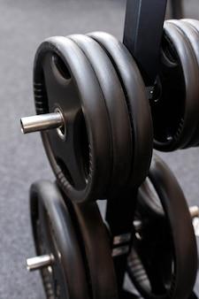 Composite-laufwerke im fitnessstudio