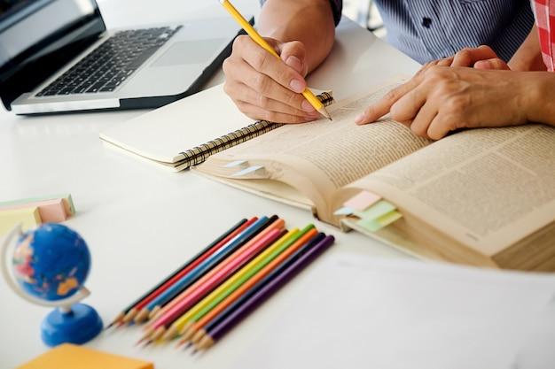 Computerbuch leseplanung ideen studenten