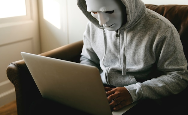 Computerhacker und cyberkriminalität