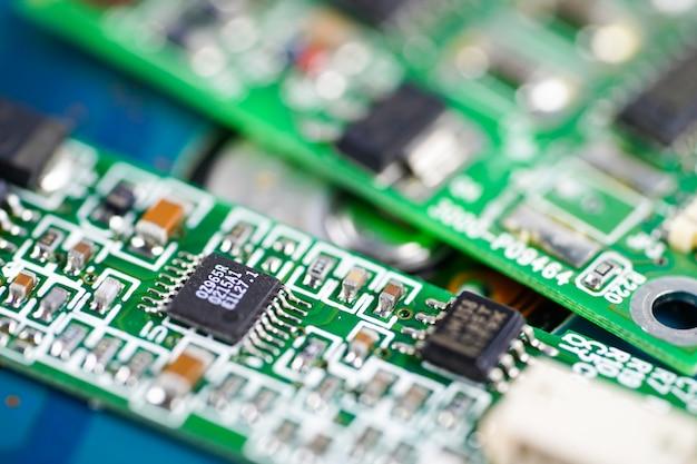 Computerkreis-cpu-hauptplatine-elektronikgerät