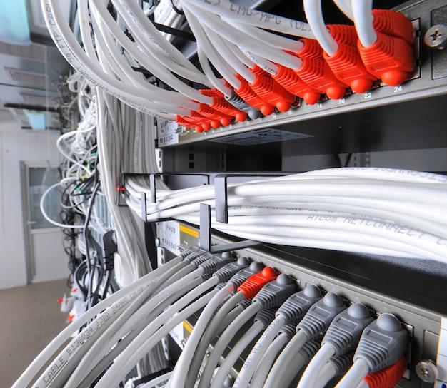Computertechnik, rechenzentrum