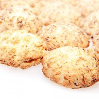 Cookie süßer haufen
