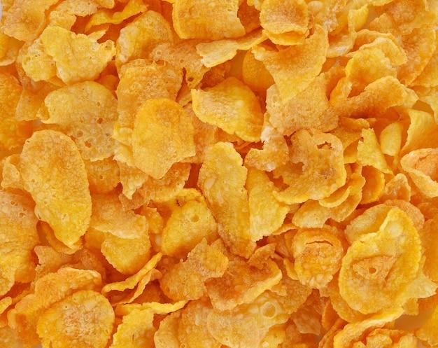 Cornflakes hintergrundbeschaffenheit