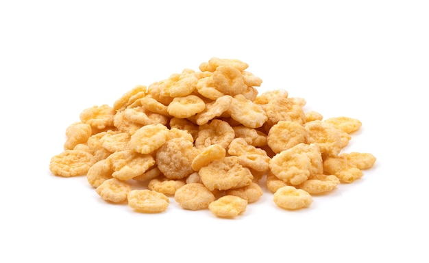 Cornflakes isoliert
