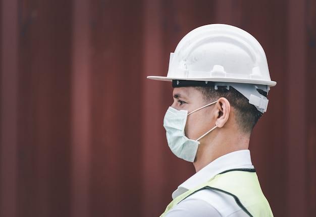 Coronavirus disease oder covid können sich ohne maske leicht ausbreiten