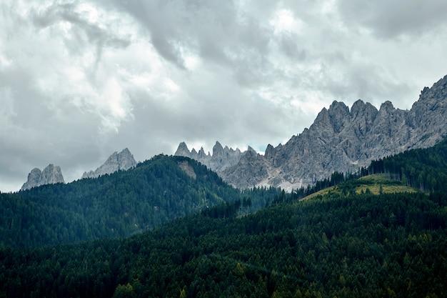 Cortina d'ampezzo berge