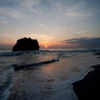 Costa rica-meerblick