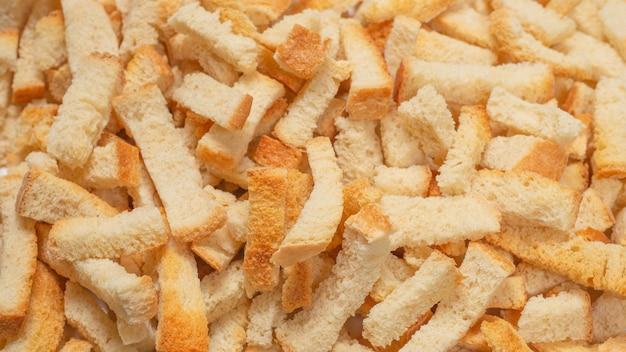 Cracker als oberfläche