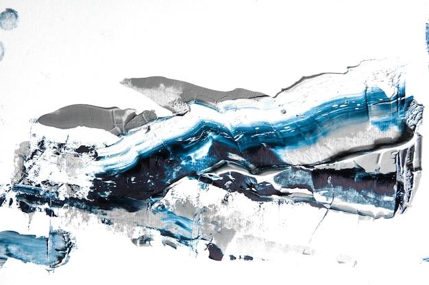 Creme strukturierte malerei auf nahtlosem hintergrund, abstrakte kunstwerke