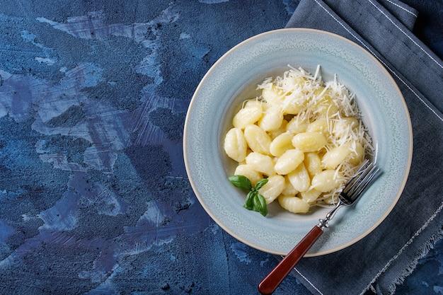 Cremige kartoffel-gnocchi