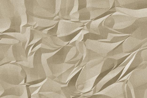 Crinkle papier