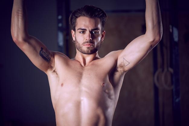 Crossfit workout bei wod