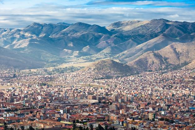 Cusco luftbild