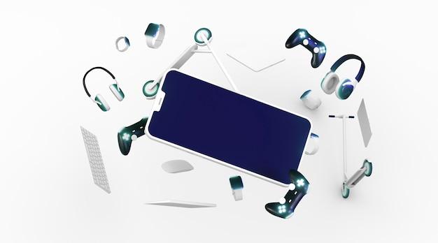 Cyber montag einkaufen mit telefon