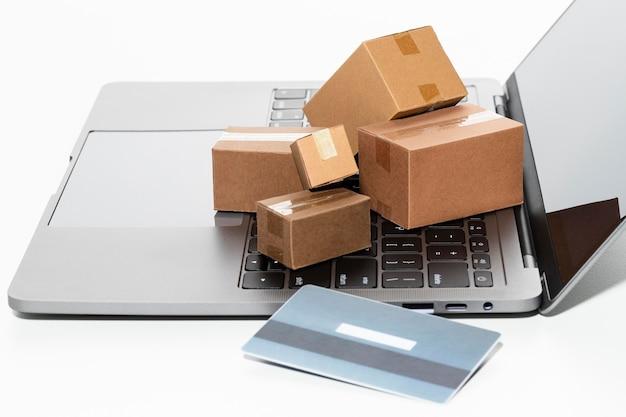 Cyber montag shopping verkäufe