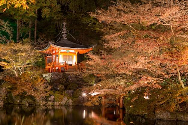 Daigoji-tempel kyoto japan