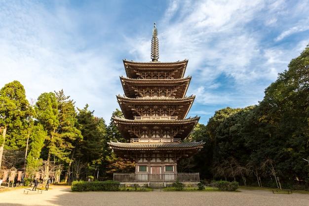 Daigoji-tempel kyoto