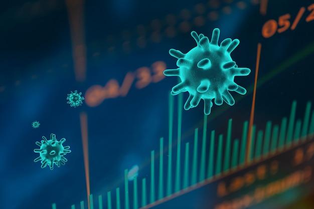 Das coronavirus versenkt die globalen börsen