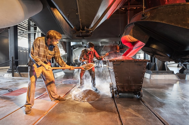 Das elektrizitätsmuseum