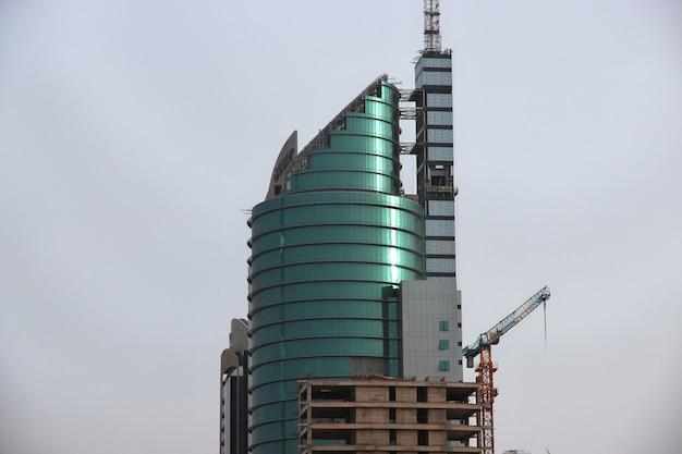Das gebäude in riad, saudi-arabien